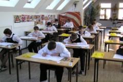 sprawdzian w klasie 6 2004
