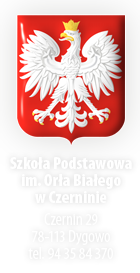 Szkoa Podstawowa im. Ora biaego w Czerninie