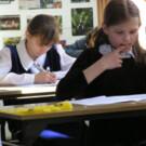 Sprawdzian w klasie szóstej